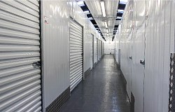 Secure Self Storage Facility